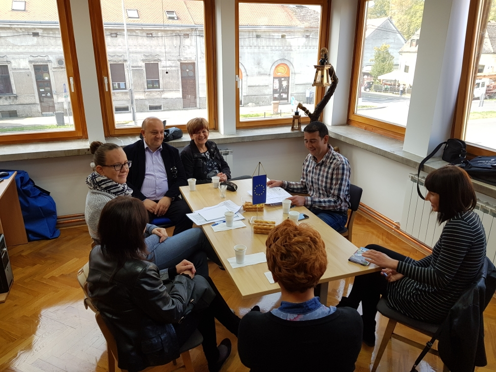 2. partenrski sastanak - Sisak Skolontiranje (2)