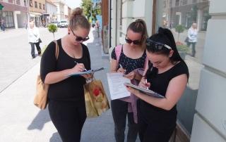 Istraživanje u Vukovaru