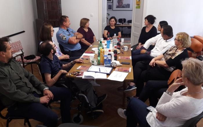 Savjetodavni odbor RICM-a, 19.7.2018