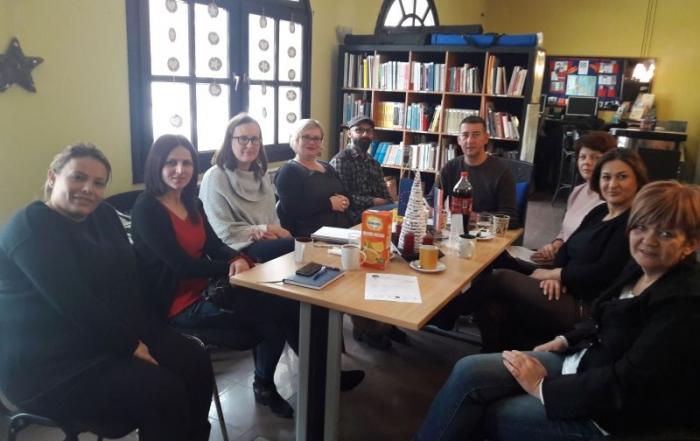 5. Partnerski sastanak - Vukovar 1