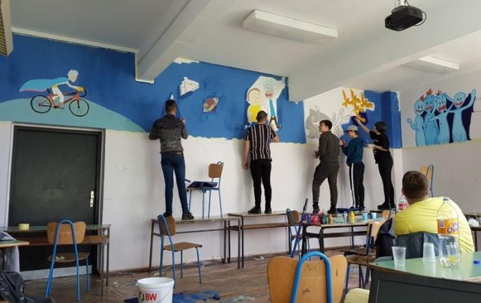 Školska volonterska akcija - Tehnička škola Sisak (7)