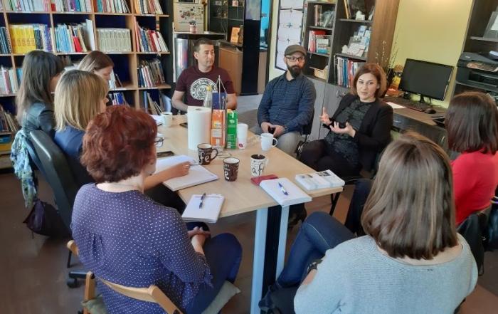 7. Partnerski sastanak - Školontiranje - Vukovar